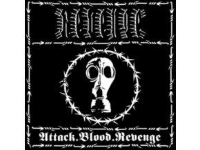 REVENGE - Attack.Blood.Revenge (Clear Vinyl) (LP)
