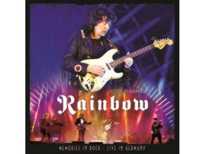 RITCHIE BLACKMORES RAINBOW - Memories In Rock (Coloured Vinyl) (LP)