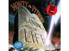 MONTY PYTHON - The Meaning Of Life (CD)