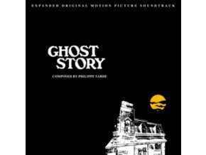 PHILIPPE SARDE - Ghost Story (CD)