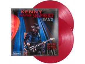 KENNY WAYNE SHEPHERD BAND - Straight To You: Live (Red Vinyl) (LP)