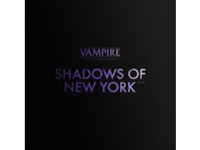 RESINA - Vampire: The Masquerade - Shadows Of New York Soundtrack (Coloured Vinyl) (LP)