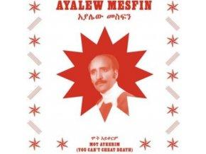 AYALEW MESFIN - Mot Aykerim (You Cant Cheat Death) (LP)