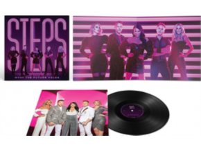 STEPS - What The Future Holds (LP)