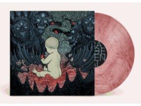 MONO / THE OCEAN - Transcendental (Oxblood/Pink Galaxy Vinyl) (LP)