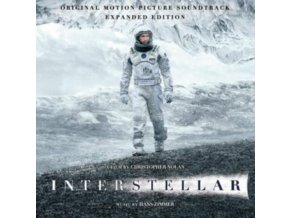 HANS ZIMMER - Interstellar - Original Soundtrack (4 LP)