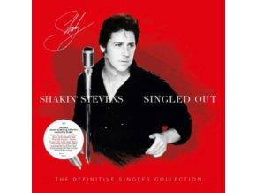 SHAKIN STEVENS - Singled Out (LP)