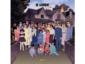 J.E. SUNDE - 9 Songs About Love (LP)