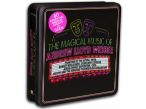 ANDREW LLOYD WEBBER - Magical Music Of Andrew Lloyd Webber (3Cd) Tin (CD)