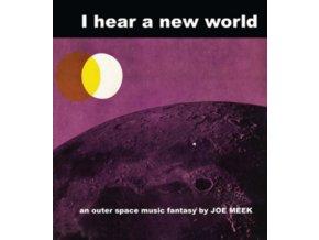JOE MEEK - I Hear A New World (LP)