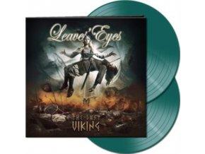 LEAVES EYES - The Last Viking (Green Vinyl) (LP)