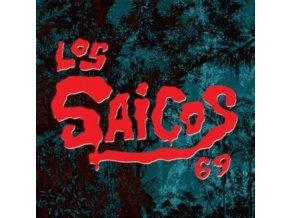 """LOS SAICOS 69 / ERWIN FLORES - El Mercenario / Un Poquito De Pena (7"""" Vinyl)"""
