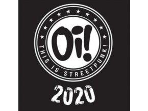 "VARIOUS ARTISTS - Oi! This Is Streetpunk - 2020 (10"" Vinyl)"