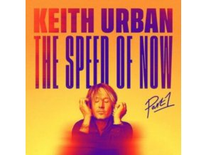 KEITH URBAN - The Speed Of Now Part 1 (LP)