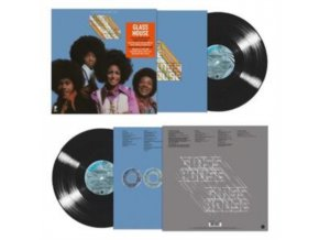 GLASS HOUSE - Thanks I Needed That (LP)