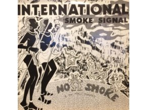 NO SMOKE - International Smoke Signals (Clear Vinyl) (LP)