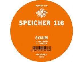 """SYCUM - Speicher 116 (12"""" Vinyl)"""