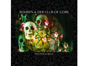 BOHREN & DER CLUB OF GORE - Patchouli Blue (LP)