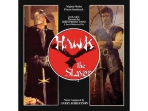 Harry Robertson (aka Harry Robinson) - Hawk the Slayer [Original Motion Picture Soundtrack] (Original Soundtrack) (Music CD)