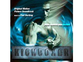 Paul Hertzog - Kickboxer [Original Soundtrack] (Original Soundtrack) (Music CD)