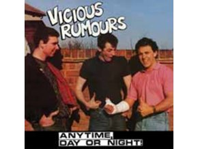VICIOUS RUMOURS - Anytime. Day Or Night! (LP)