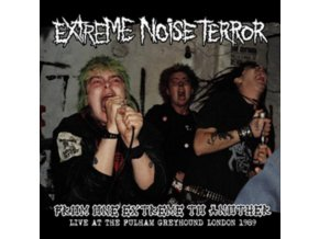 EXTREME NOISE TERROR - From One Extreme To Another - Live (LP)