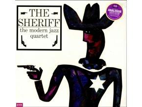 MODERN JAZZ QUARTET - The Sheriff (LP)