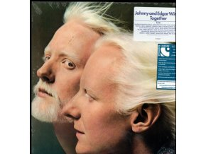 JOHNNY & EDGAR WINTER - Together (LP)