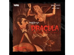 WHIT BOYD COMBO - Dracula (The Dirty Old Man) - Original Soundtrack (CD + DVD)
