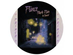 PRINCE - Purple Rain - In Concert (Picture Disc) (LP)