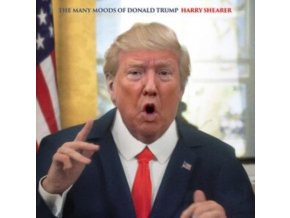 HARRY SHEARER - The Many Moods Of Donald Trump (LP)
