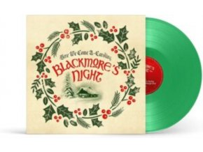 "BLACKMORES NIGHT - Here We Come A-Caroling (10"" Vinyl)"