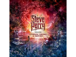 STEVE PERRY - Traces (Alternative Versions And Sketches) (LP)