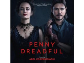 ORIGINAL TV SOUNDTRACK / ABEL KORZENIOWSKI - Penny Dreadful (Limited Red Vinyl) (LP)
