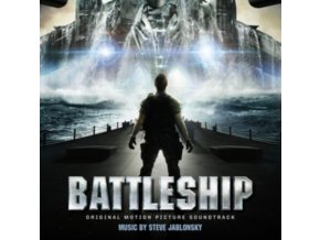 ORIGINAL SOUNDTRACK / STEVE JABLONSKY - Battleship (CD)