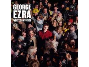 GEORGE EZRA - Wanted On Voyage (LP)