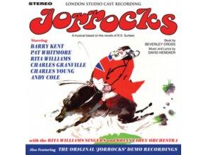 LONDON STUDIO CAST RECORDING - Jorrocks (CD)