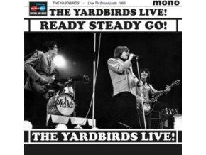 YARDBIRDS - Ready Steady Go! Live In 65 (LP)
