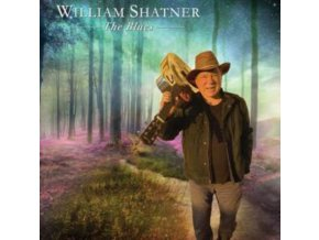 WILLIAM SHATNER - The Blues (LP)