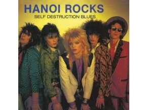 HANOI ROCKS - Self Destruction Blues (LP)