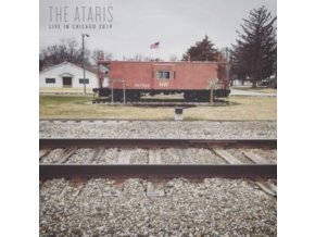 ATARIS - Live In Chicago 2019 (Clear Vinyl) (LP)