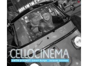 ECKART RUNGE JACQUES AMMON - Cellocinema (CD)