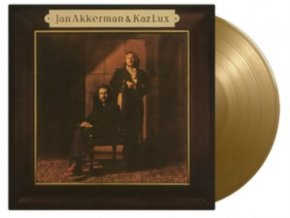 JAN AKKERMAN & KAZ LUX - Eli (Coloured Vinyl) (LP)