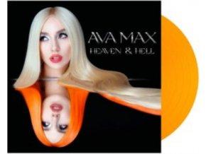AVA MAX - Heaven & Hell (Orange Vinyl) (LP)