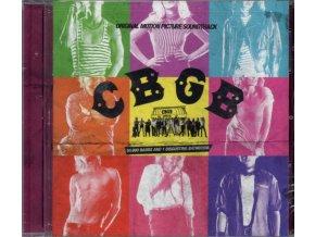ORIGINAL SOUNDTRACK - Cbgbs (CD)