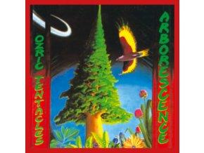 OZRIC TENTACLES - Arborescence (2020 Ed Wynne Remaster) (Red Vinyl Lp) (LP)