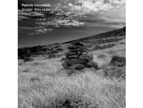 PATRICK CORNELIUS - Acadia: Way Of The Cairns (White & Black Vinyl) (LP)