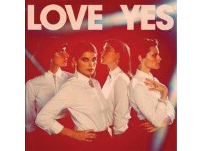 TEEN - Love Yes (LP)