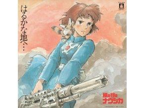 JOE HISAISHI - Haruka Na Chi E... - Nausicaa Of The Valley Of Wind: Soundtrack (LP)