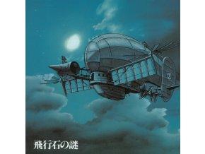JOE HISAISHI - Hikouseki No Nazo Castle In The Sky: Soundtrack (LP)